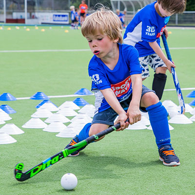 Dender Hockey Kids Zomerstage